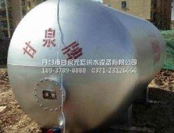 郑州市小高层建筑工地安装无塔供水设备