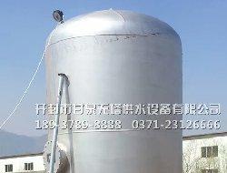 平顶山畜牧养殖厂用10吨立式无塔供水器