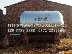 淇县灌溉田地用水10T无塔供水设备